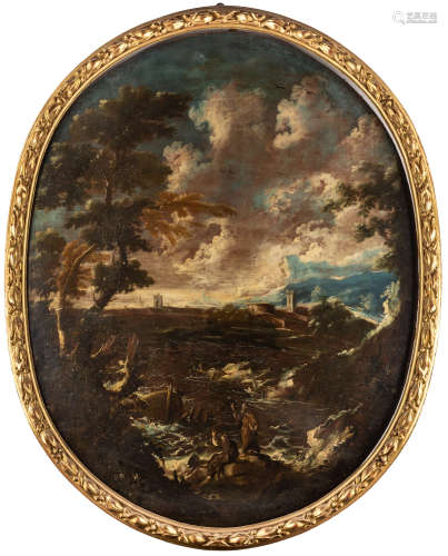 ALESSANDRO MAGNASCO [IL LISSANDRINO] (ITALIAN 1667-1749)