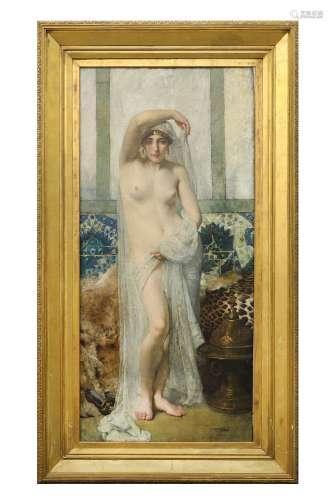 WILLIAM A. BREAKSPEARE (ENGLISH 1855-1914).