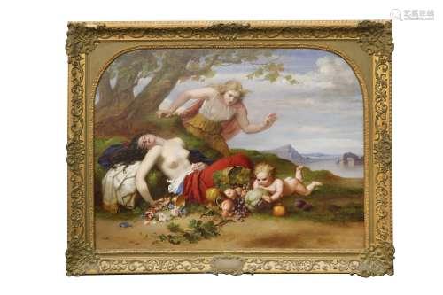 GEORGE G.BULLOCK (BRITISH c.1827-1859).