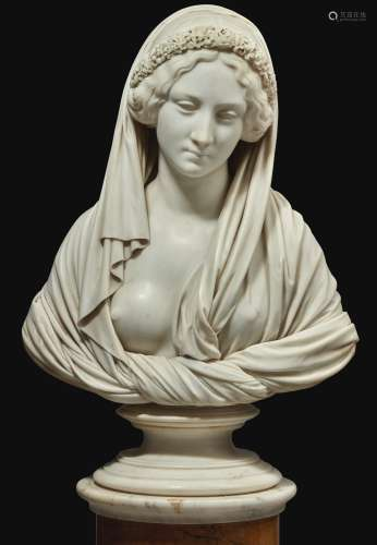 Pasquale Romanelli (Florence 1812-1887 Florence)<br />Italian, dated 1853