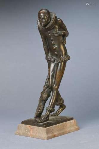 bronze sculpture of Emil Jungblut, 1880-1955 Dusseldorf