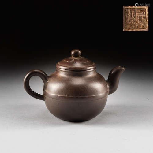 Antique/Vintage Zisha Teapot