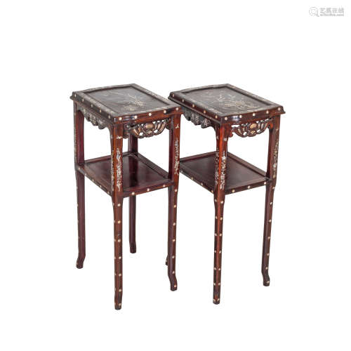 Pair Tables