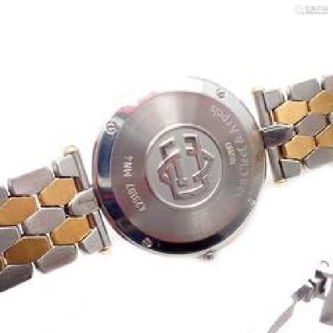 Van Cleef & Arpels 18k Gold Stainless Steel Classique