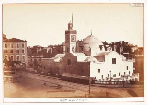 ALBUM «Algerie», Seconde moitié du XIXeme siècle R...;