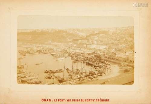 ALBUM DE PHOTOS «Souvenir d'Algerie Ora» Seconde m...;