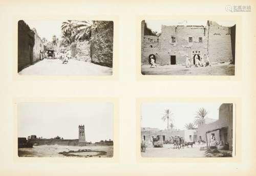 ALBUM «Kodak, Souvenir, Algérie» fin XIXeme et déb...;