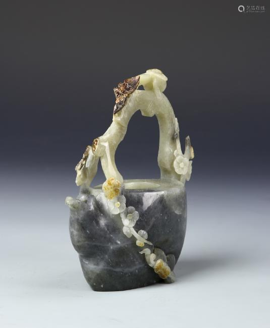 Chinese Jade Teapot