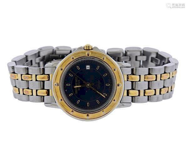Raymond Weil Tango Two Tone Stainless Steel Quartz Watch
