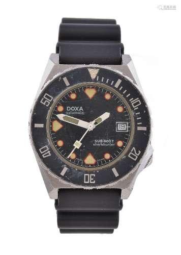 Doxa, Sharkhunter 600T, Ref. 4653