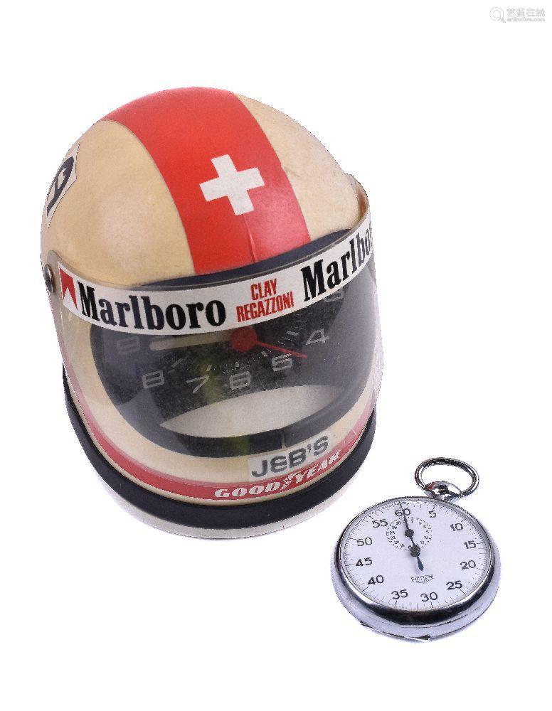 Heuer, Clay Regazzoni