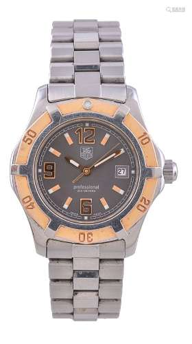Tag Heuer, 2000 Series, Ref. WN1351