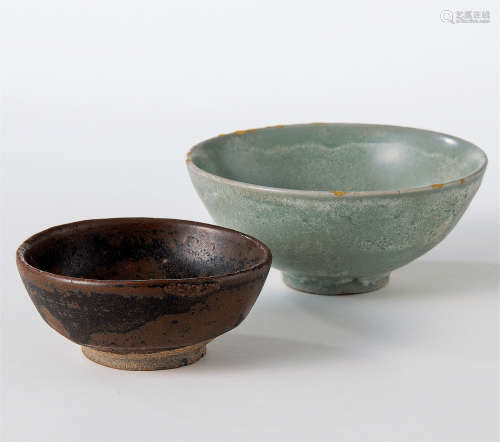 宋 青釉碗