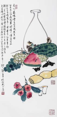 熊宜中 瑞鼠兆丰年