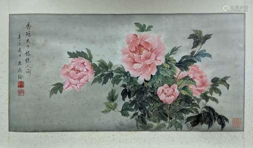 凌友齊 - 花卉