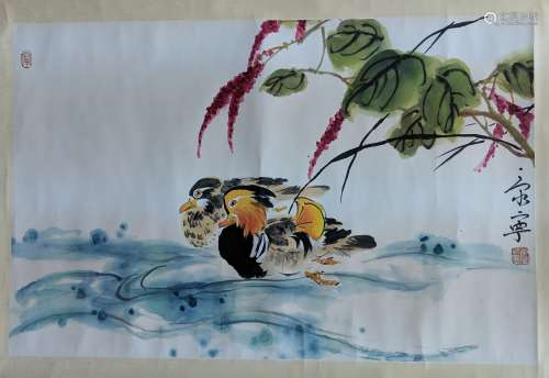 康寧 - 鴛鴦