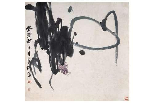 LÜ SHOUKUN (Lui Shou Kwan, 1919 – 1975)
