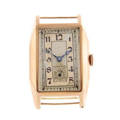 ROTARY - a gentleman's watch head.