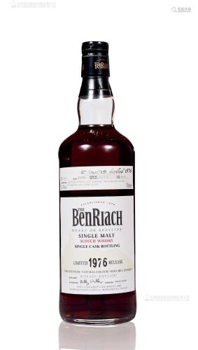 本利亚克 35年-1976 (一瓶)