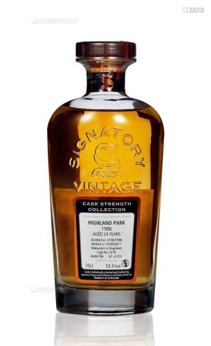 高原骑士24年-1986 圣弗力 (一瓶)