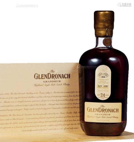 格兰多纳24年 宏伟系列 第六版 比利沃克大师精选 (一瓶)