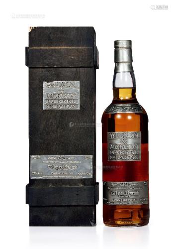 格兰威特33年-1977 威尔森摩根 (一瓶)