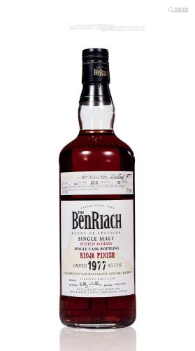 本利亚克 34年-1977 (一瓶)