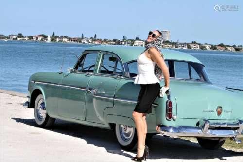 1955 Packard Clipper Deluxe Car