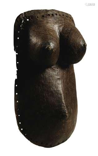 Masque ventral, Makonde, Tanzanie