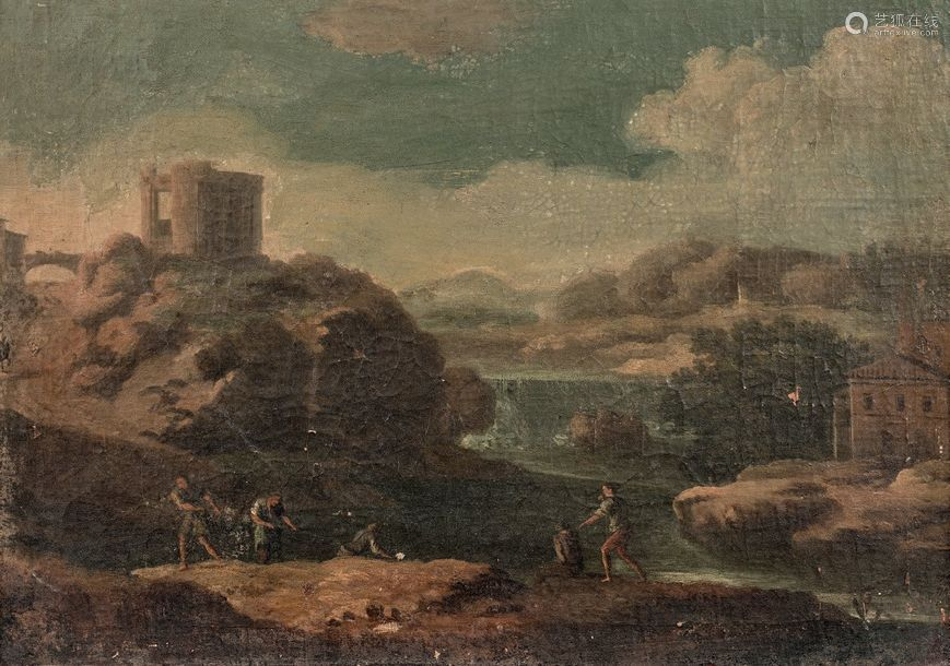 ÉCOLE DU XVIIIe SIÈCLE