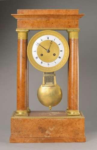 Large Portico clock