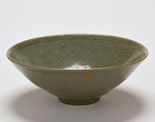 高丽青磁茶碗