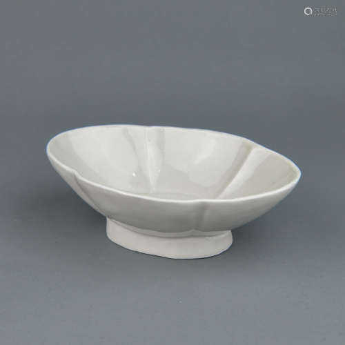 A Chinese Ding-Type Porcelain Cup